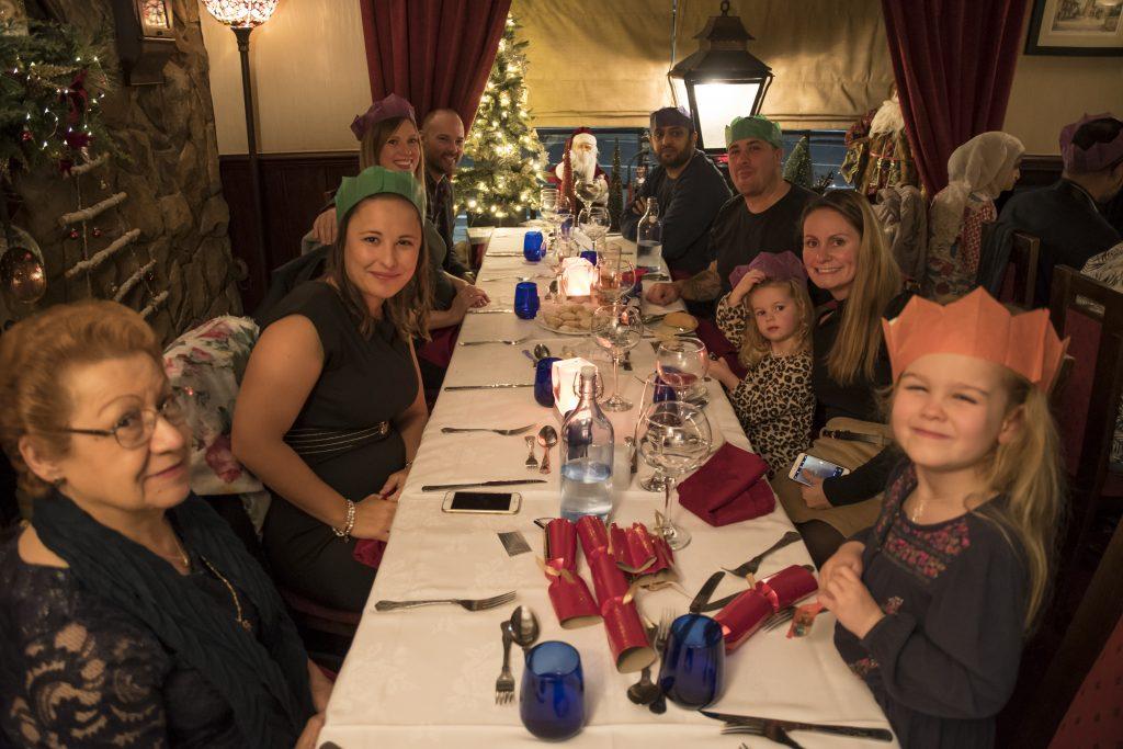 Annual dinner 2018